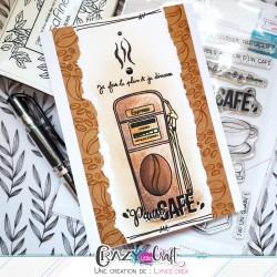 Carte café par Lyncé créa