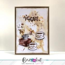 Carte aquarelle par Laety Sia
