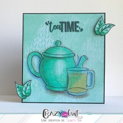 Tea time en carte