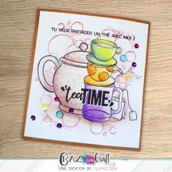 Invitation à partager un thé !