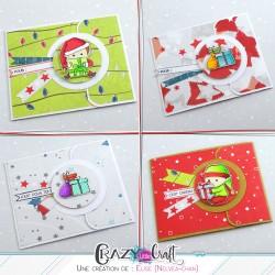 Message sur enveloppes cadeaux !