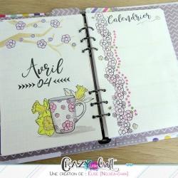 Bullet Journal par Elise (Nelvea-chan)