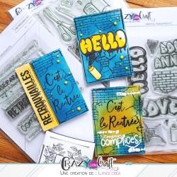 Cartes ATC par Lyncé Créa